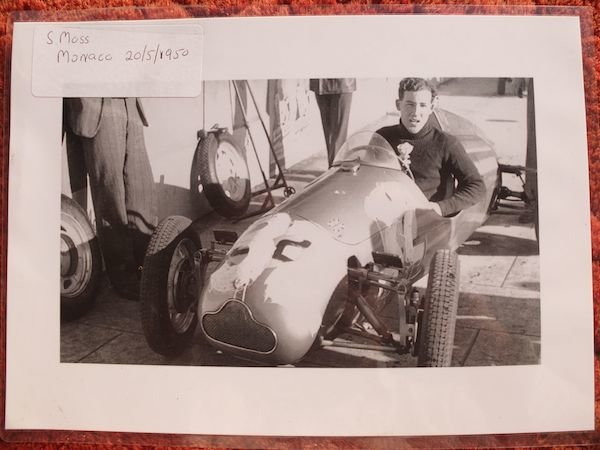 1950 THE STIRLING MOSS COOPER MKIV - JAP 500cc For Sale (picture 6 of 6)