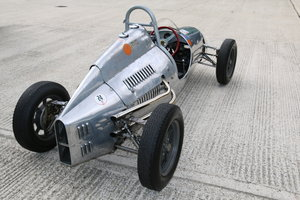 Cooper Vincent F2 ( original abecassis car )