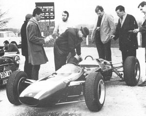 Picture of 1966 Works Cooper T-83 F3