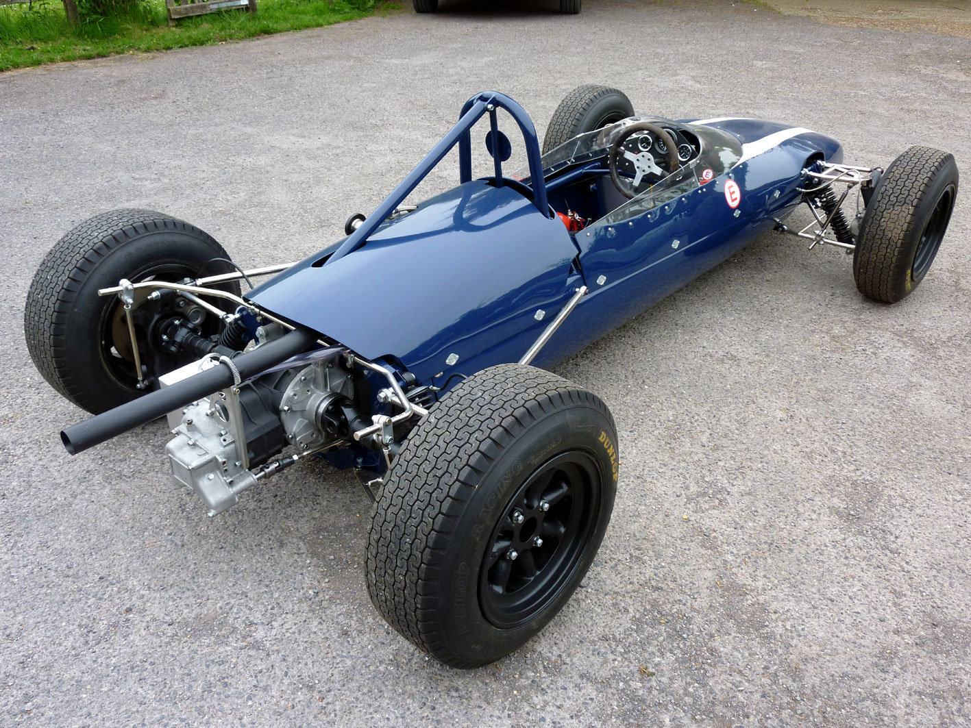 1966 Works Cooper T-83 F3 For Sale (picture 4 of 6)
