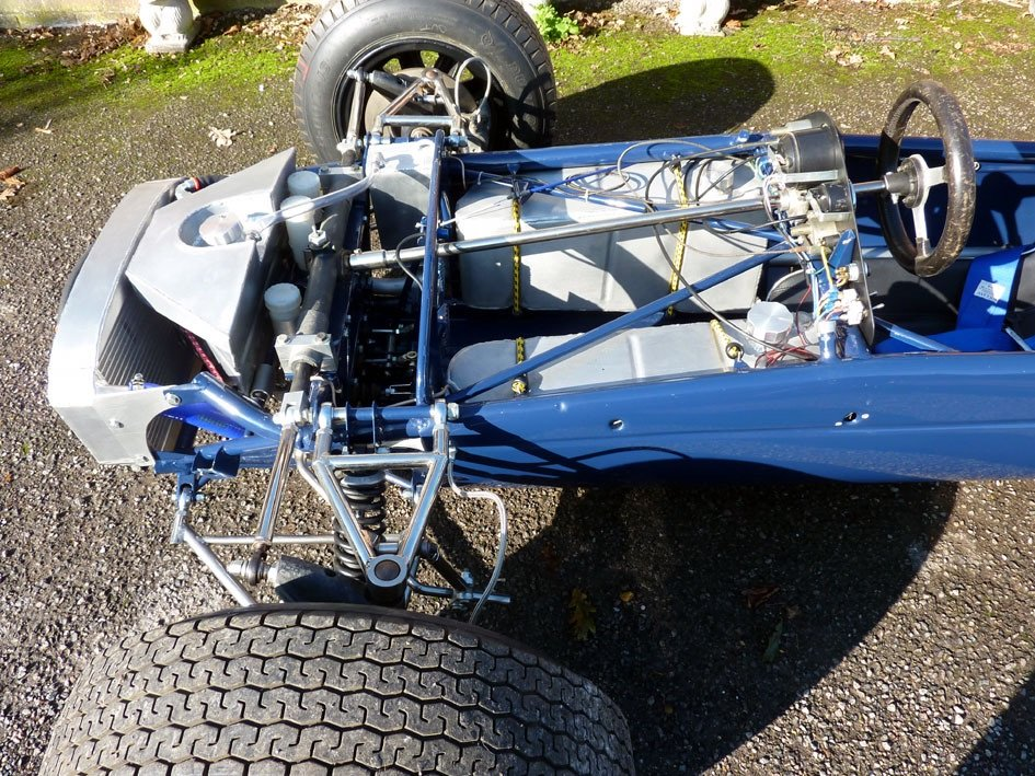 1966 Works Cooper T-83 F3 For Sale (picture 6 of 6)