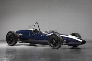 1962 Cooper T59 Formula Junior – Ex-Midland Racing Partnersh