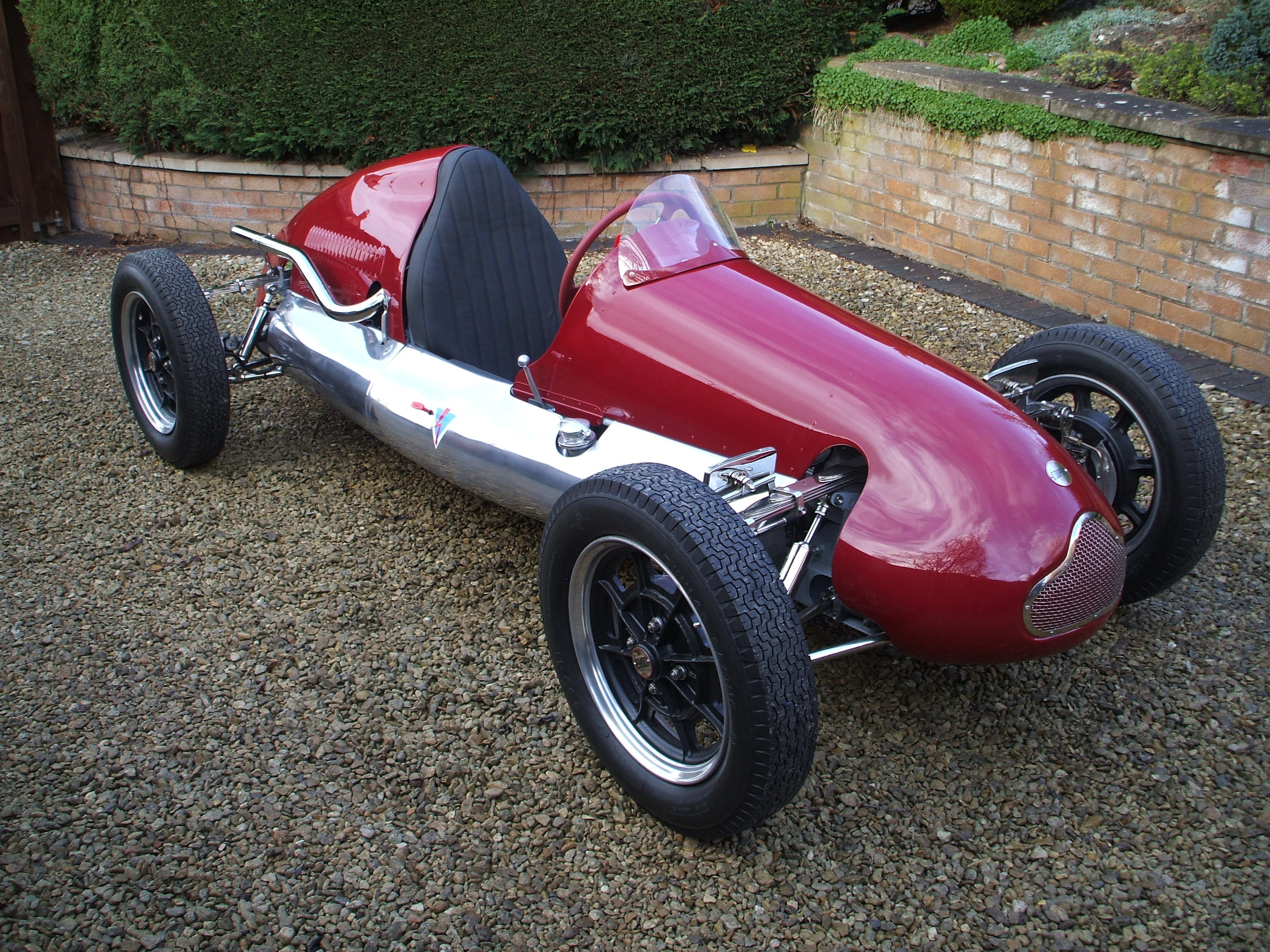 Picture of 1951 Cooper 500 MkV Chassis No.51/51