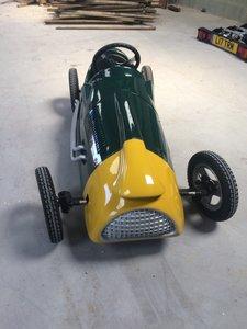 Cooper Bristol Rare Pedal Car - fully restored