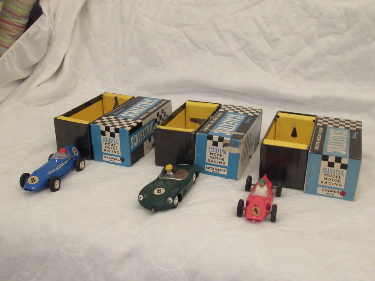Scalextric single seat race car circa 1960 For Sale (picture 2 of 4)