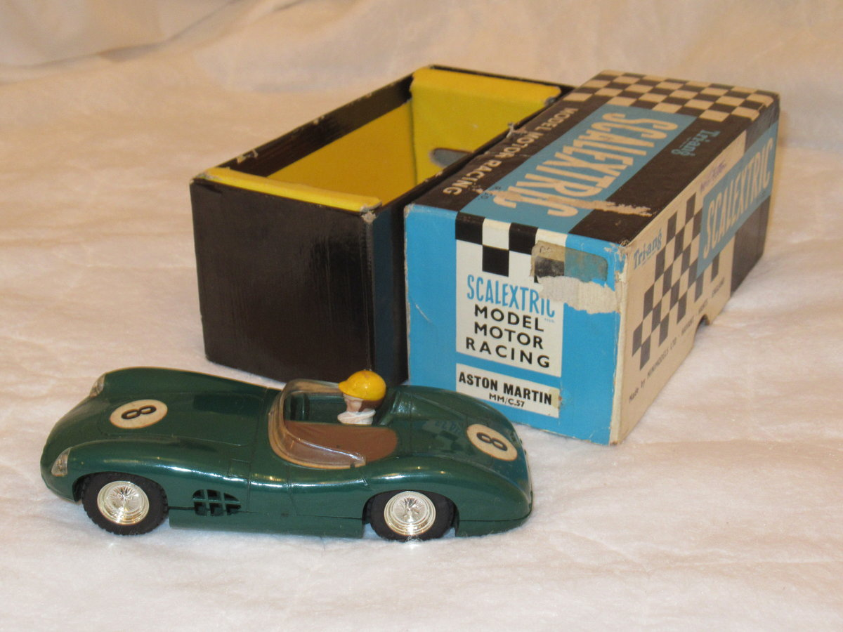 Scalextric single seat race car circa 1960 For Sale (picture 4 of 4)
