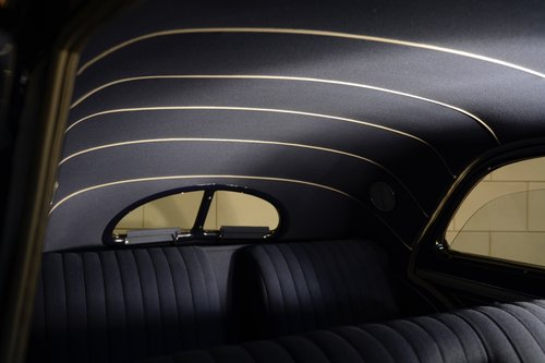 Cord 812 Beverly Saloon 1937, mechanically restored, superb For Sale (picture 4 of 6)