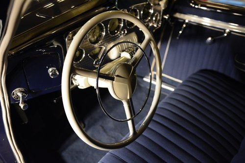 Cord 812 Beverly Saloon 1937, mechanically restored, superb For Sale (picture 5 of 6)