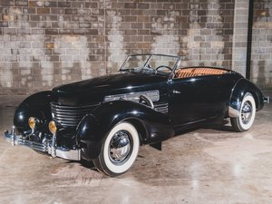 1937 Cord 812 Phaeton For Sale