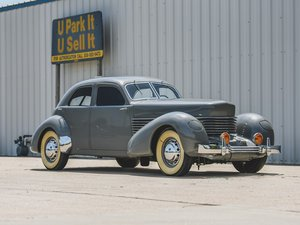 1936 Cord 810 Sedan For Sale by Auction