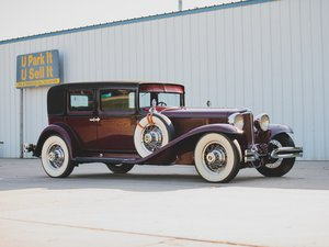 1930 Cord L-29 Brougham Five-Passenger For Sale by Auction