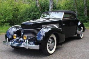 1937 Cord 812 Phaeton = National ACD Winner Correct $175k For Sale (picture 1 of 6)