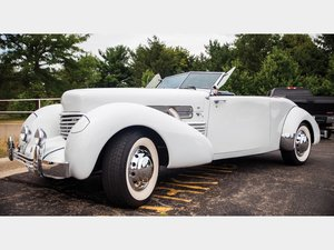 1936 Cord Phaeton Replica  For Sale by Auction
