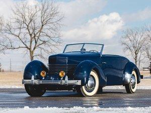 1937  Cord 812 Phaeton