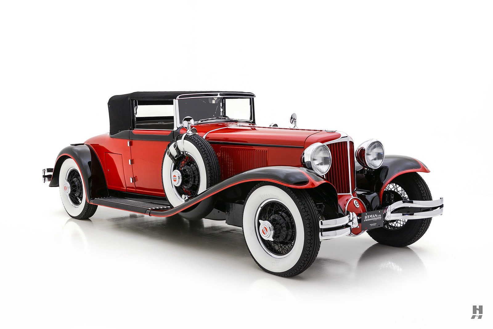 1931 Cord L-29 Cabriolet For Sale (picture 2 of 6)