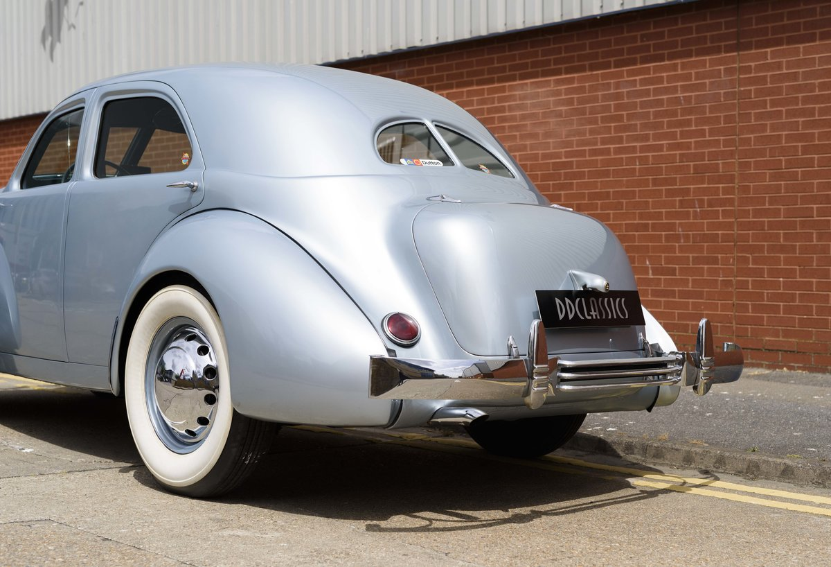 1937 Cord 810 Beverly Sedan (LHD) For Sale (picture 15 of 24)