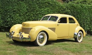 1936 Cord 810 Westchester Sedan For Sale by Auction