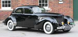 1937 Cord 812 Supercharged Westchester Sedan