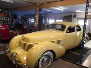 Picture of 1936 CORD 810