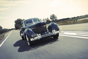 Picture of 1937 Cord 812 Beverly Sedan
