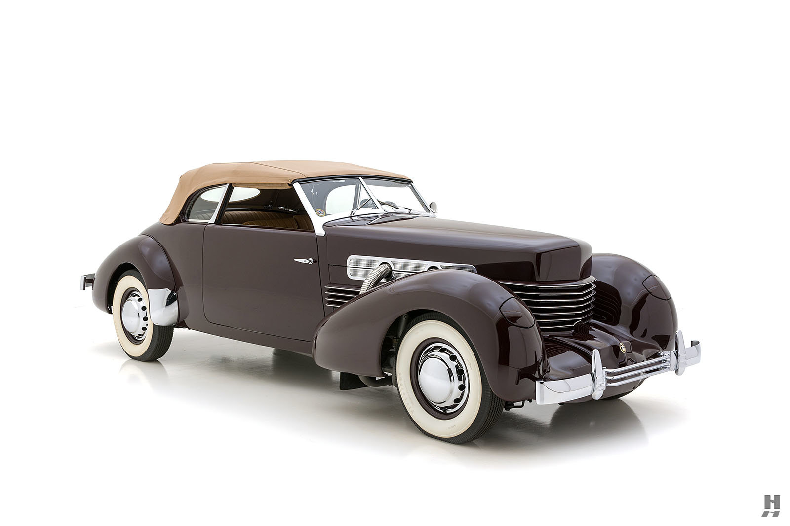 1937 Cord 812 SC Phaeton For Sale (picture 2 of 6)