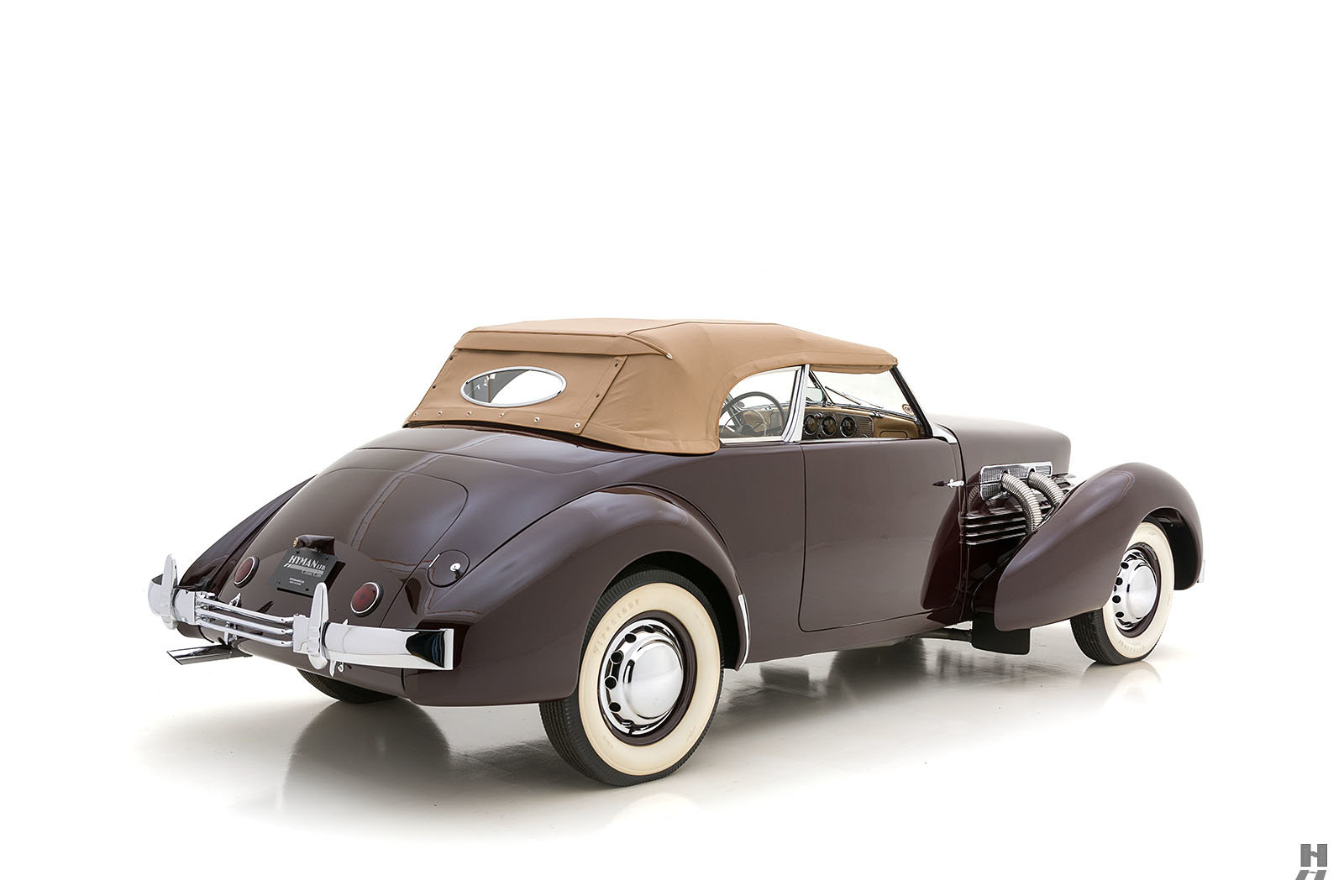 1937 Cord 812 SC Phaeton For Sale (picture 6 of 6)