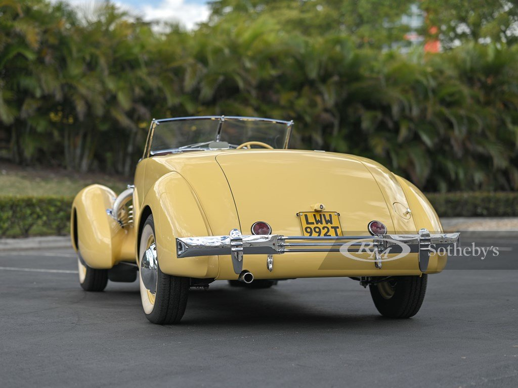 1937 Cord 812 Supercharged Cabriolet  For Sale by Auction (picture 11 of 12)