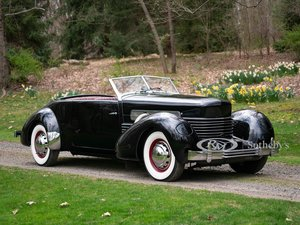 Picture of 1937 Cord 812 Supercharged Phaeton  For Sale by Auction
