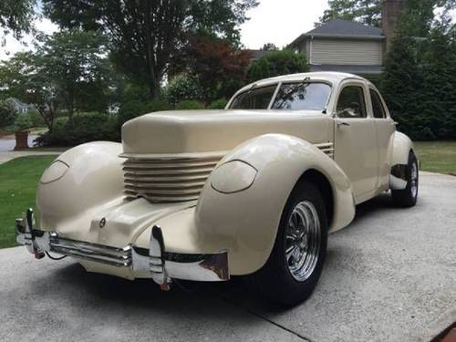1937 Cord Beverly Bustleback For Sale (picture 2 of 6)
