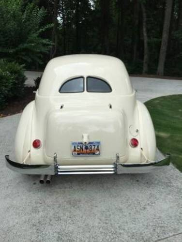 1937 Cord Beverly Bustleback For Sale (picture 3 of 6)