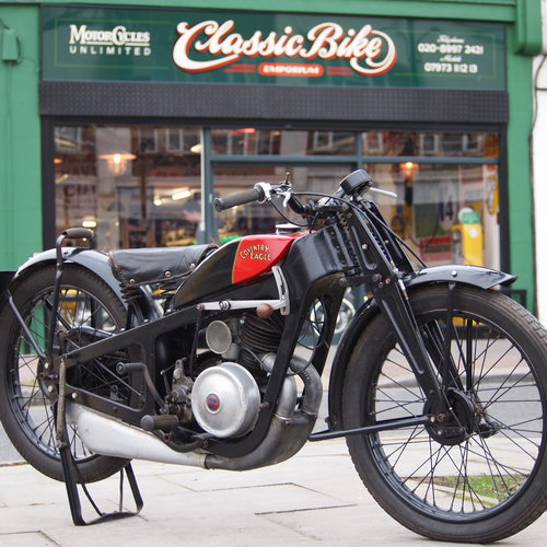 1935 Contry Eagle Silent 147cc. SOLD TO ROBERT. SOLD (picture 1 of 6)