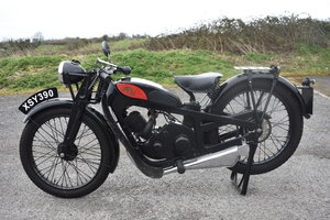 Lot 36 - A 1933 Coventry Eagle J18 - 01/06/2019 For Sale by Auction