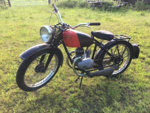 Coventry Eagle 125cc 1939 For Sale