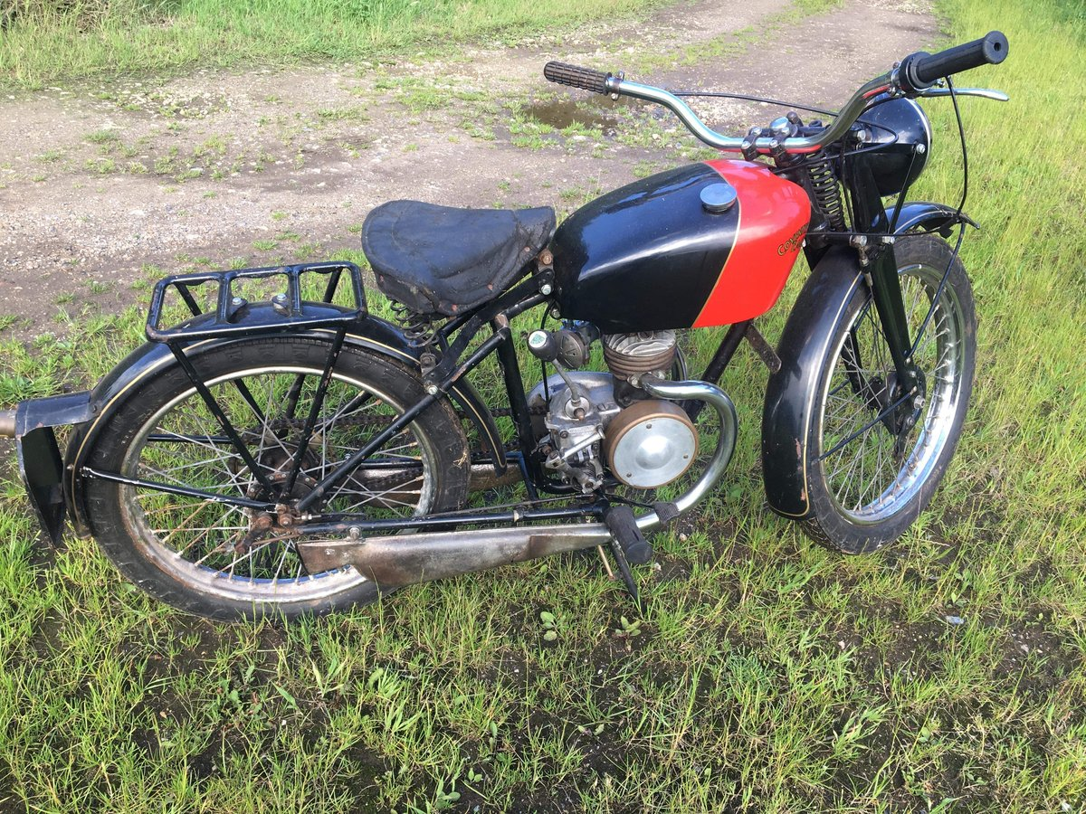 Coventry Eagle 125cc 1939 For Sale (picture 2 of 5)