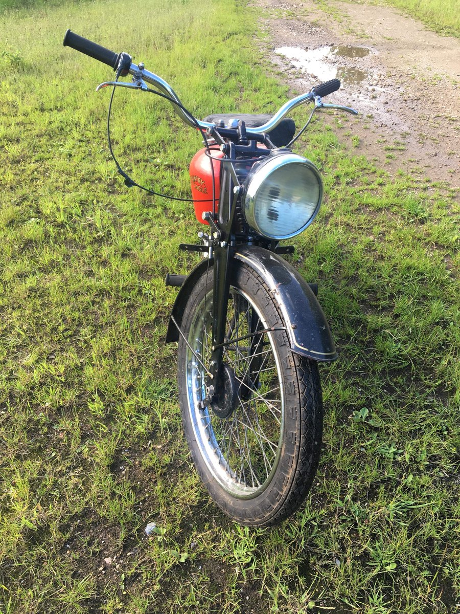 Coventry Eagle 125cc 1939 For Sale (picture 3 of 5)