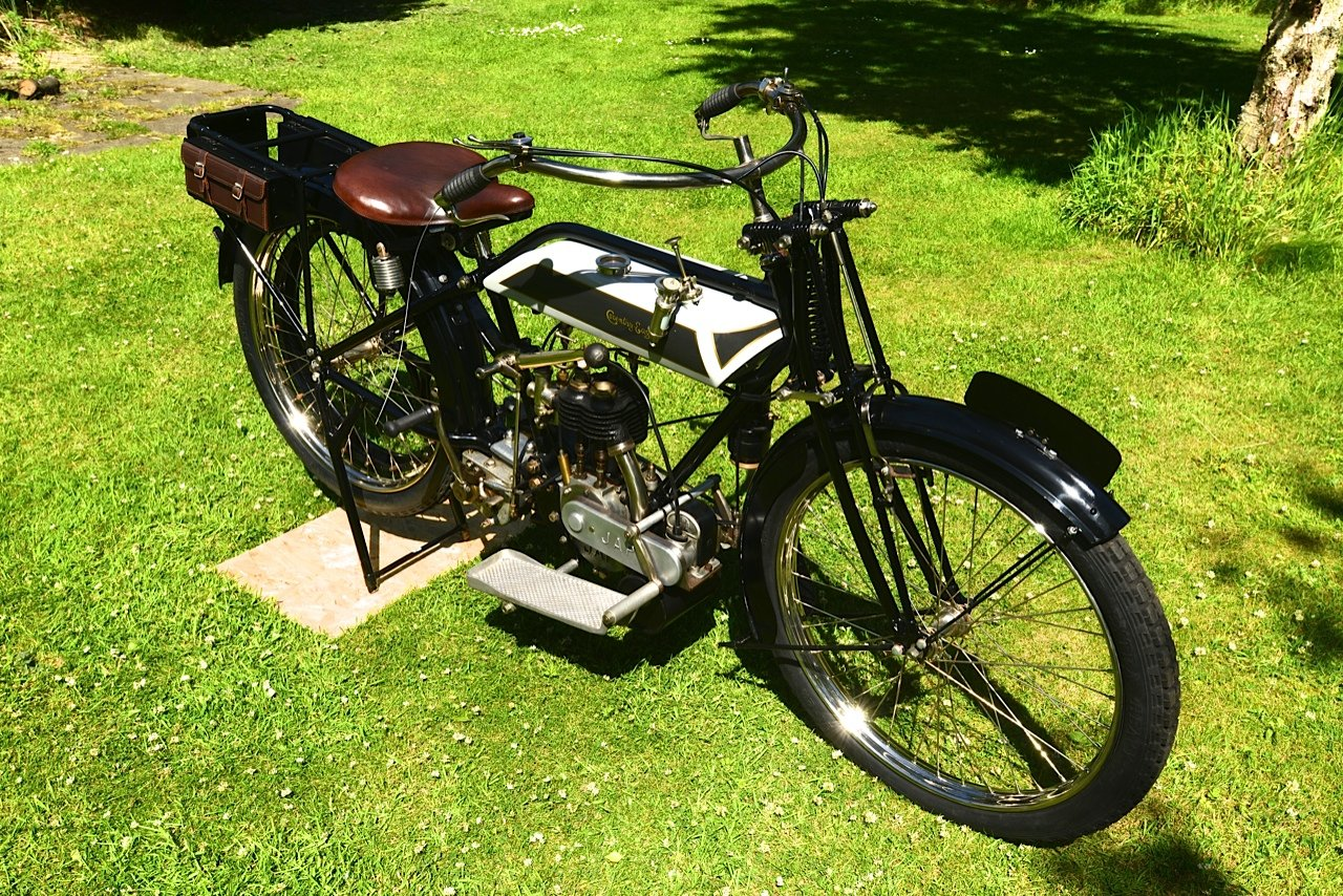 1921 Coventry Eagle Rare JAP Engined  For Sale (picture 1 of 4)