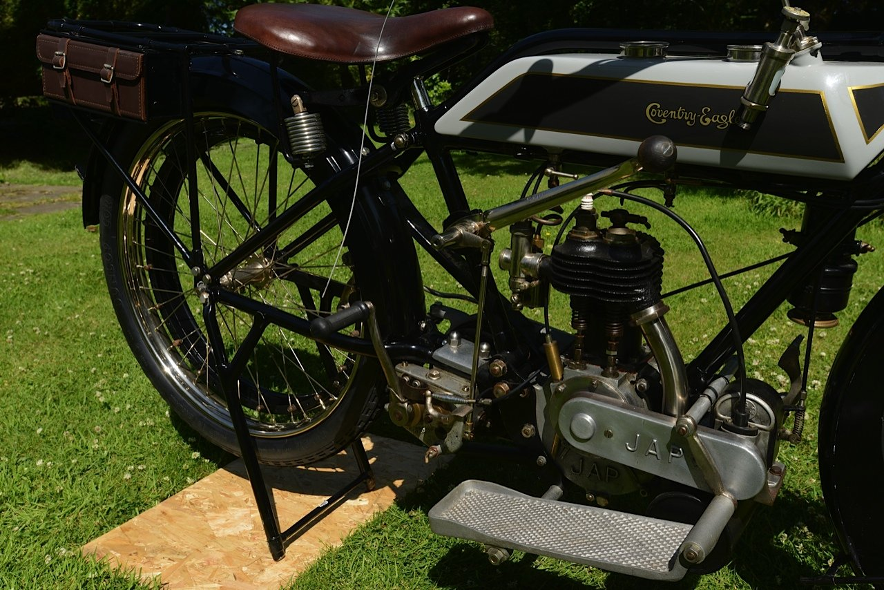 1921 Coventry Eagle Rare JAP Engined  For Sale (picture 4 of 4)