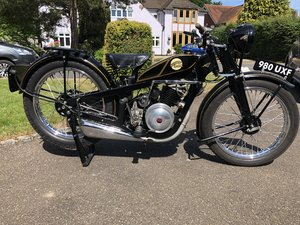 1936 Coventry Eagle