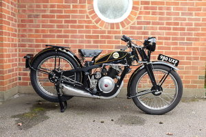 Picture of 1936 Coventry Eagle 250cc Silent Superb For Sale by Auction