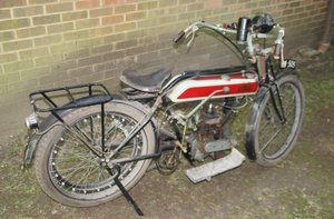 COVENTRY EAGLE MOTORCYCLE