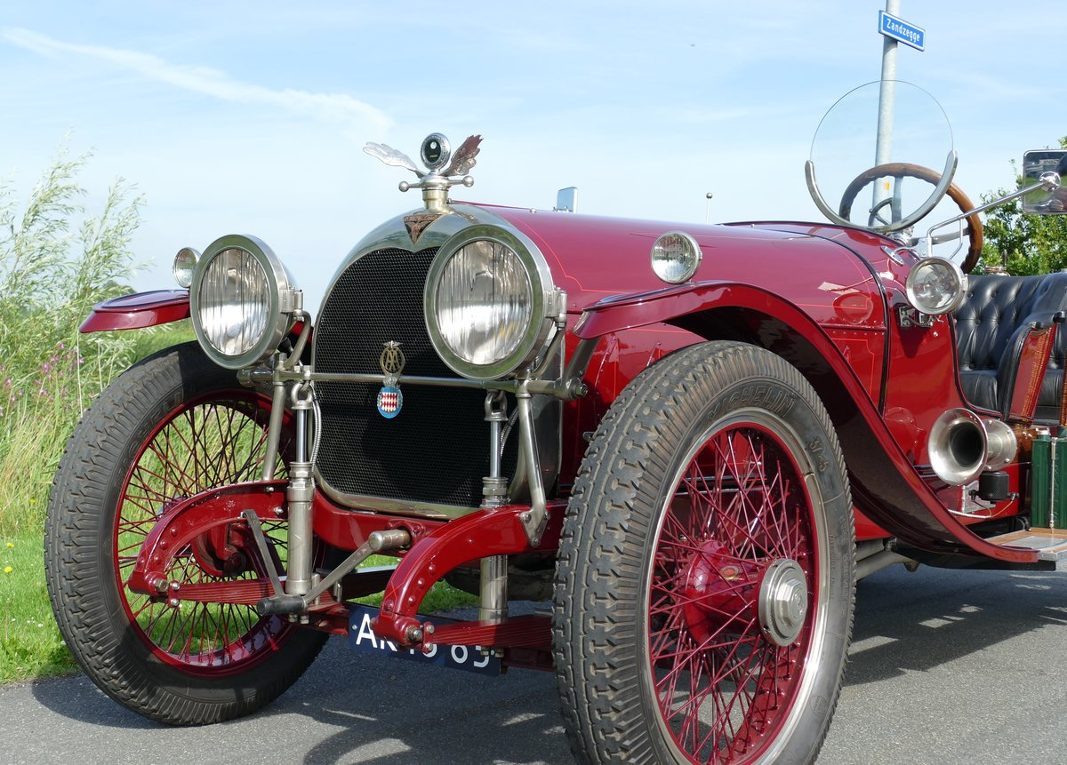 Simplex Crane Model 5 Raceabout Speedster 1916 For Sale (picture 1 of 7)