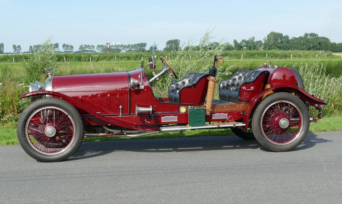 Simplex Crane Model 5 Raceabout Speedster 1916 For Sale (picture 2 of 7)