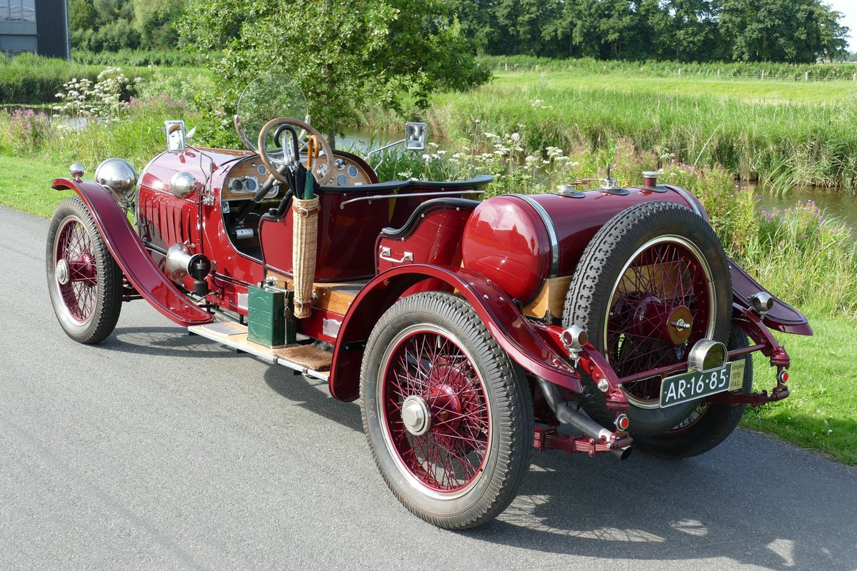 Simplex Crane Model 5 Raceabout Speedster 1916 For Sale (picture 4 of 7)