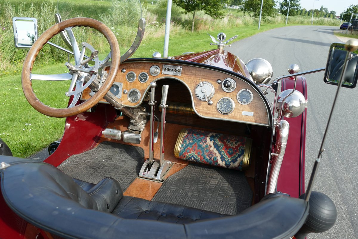 Simplex Crane Model 5 Raceabout Speedster 1916 For Sale (picture 6 of 7)