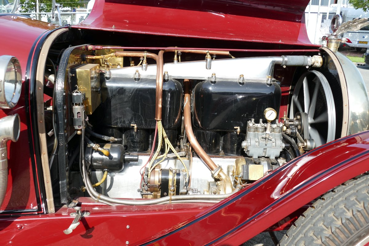 Simplex Crane Model 5 Raceabout Speedster 1916 For Sale (picture 7 of 7)