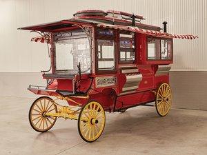 1904 Cretors Model D Popcorn Wagon