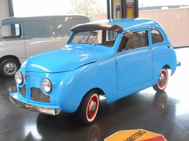 1947 Crosley CC four  Hatchback sedan For Sale (picture 1 of 6)