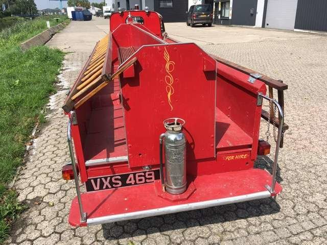 1951 crosley microcar firetruck For Sale (picture 5 of 8)