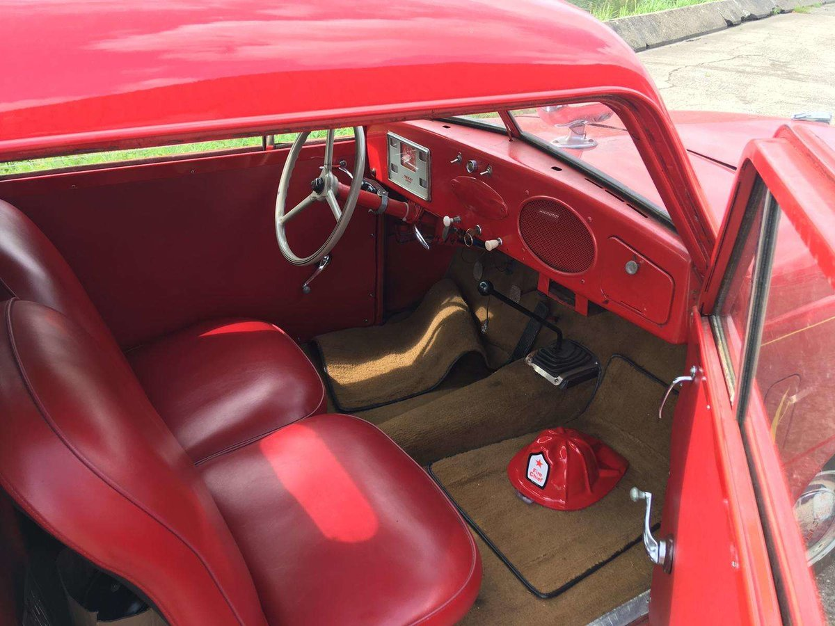 1951 crosley microcar firetruck For Sale (picture 8 of 8)