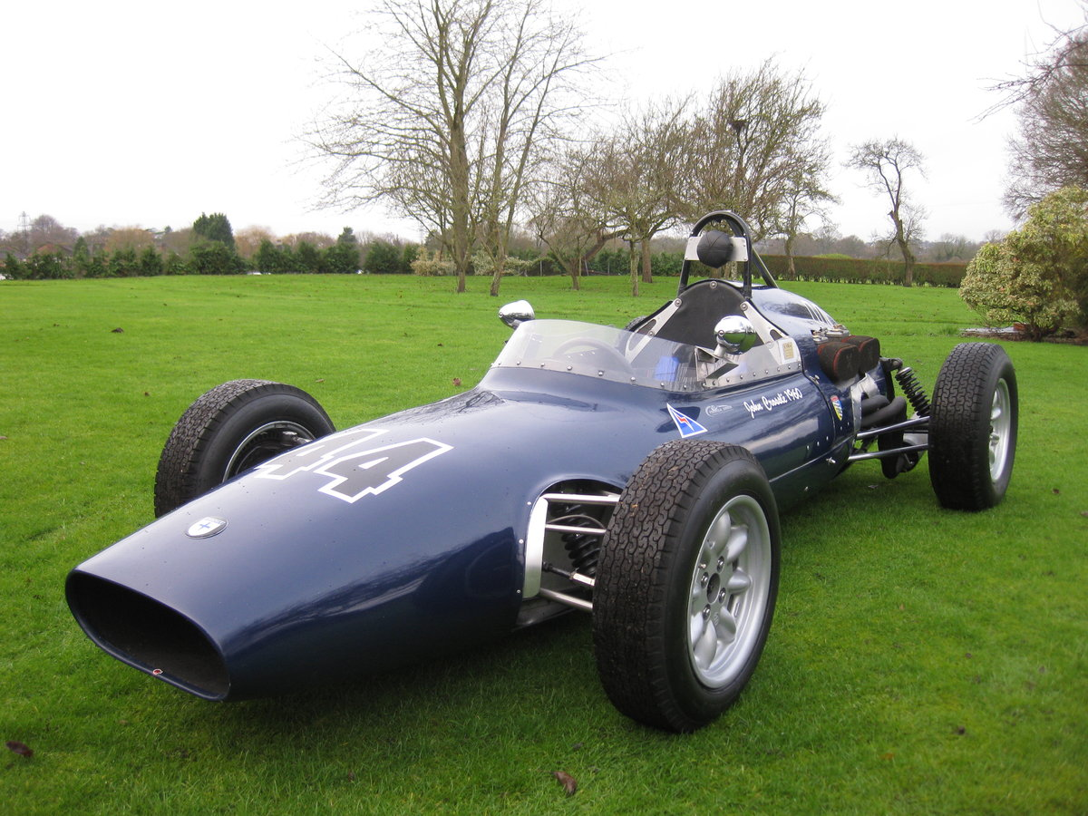 1960 Crossle 4F For Sale (picture 1 of 6)